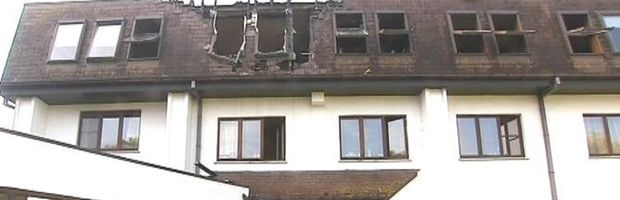 12 gewonden bij brand Rustoord Walem